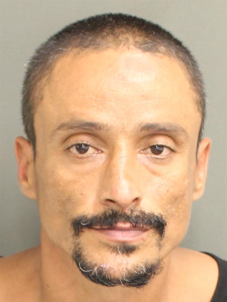 EDWIN ALBERT ALVAREZ Mugshot / County Arrests / Orange County Arrests