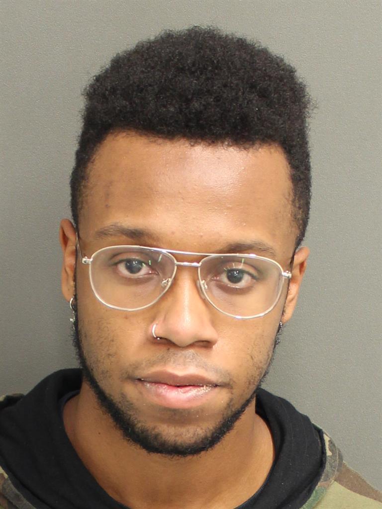 ISAIAH WALKER CALVI MOSELEY Mugshot / County Arrests / Orange County Arrests
