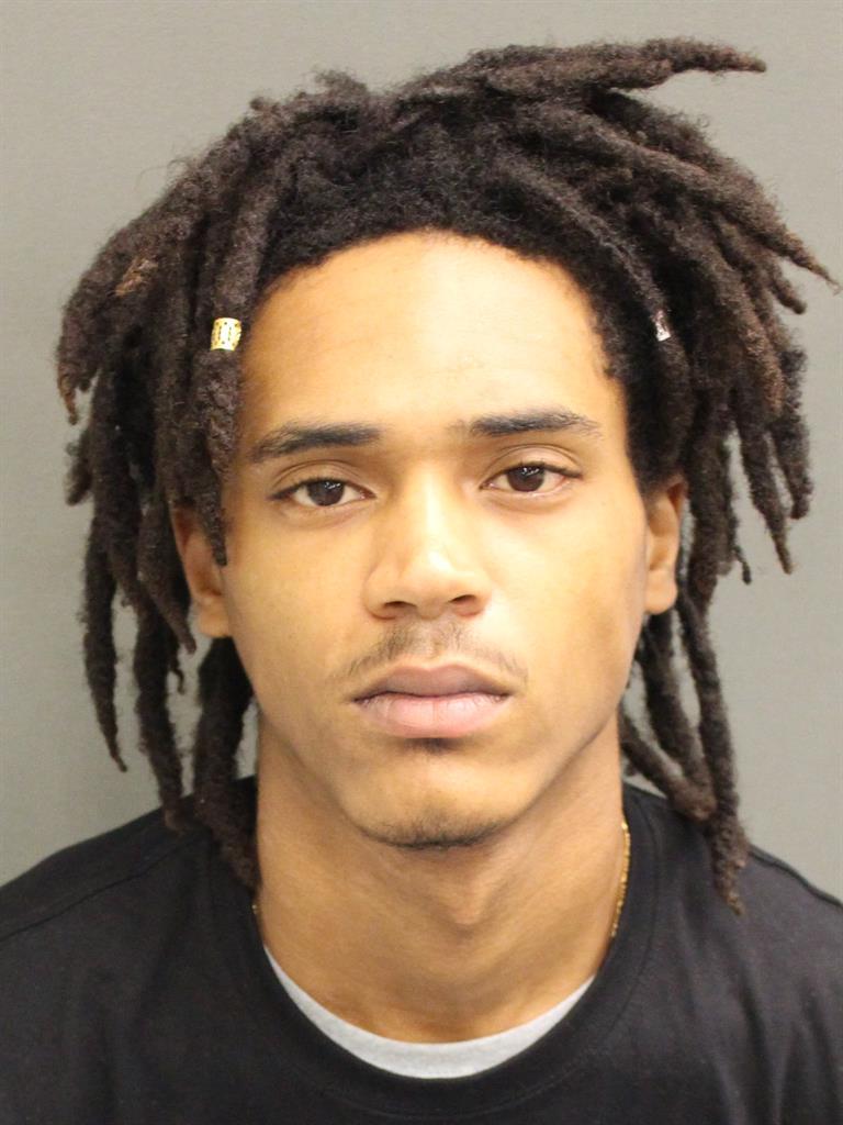 DAVID JAMES II ANDERSON Mugshot / County Arrests / Orange County Arrests