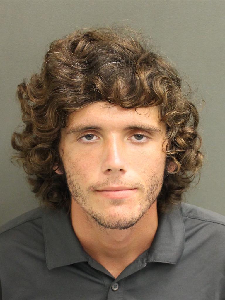 TYLER BLUE JOHNSON Mugshot / County Arrests / Orange County Arrests