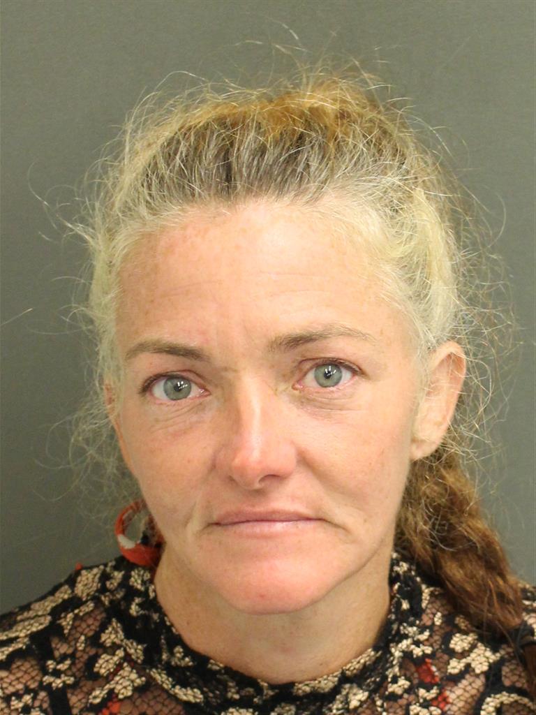 JOLENE J THORNAL Mugshot / County Arrests / Orange County Arrests