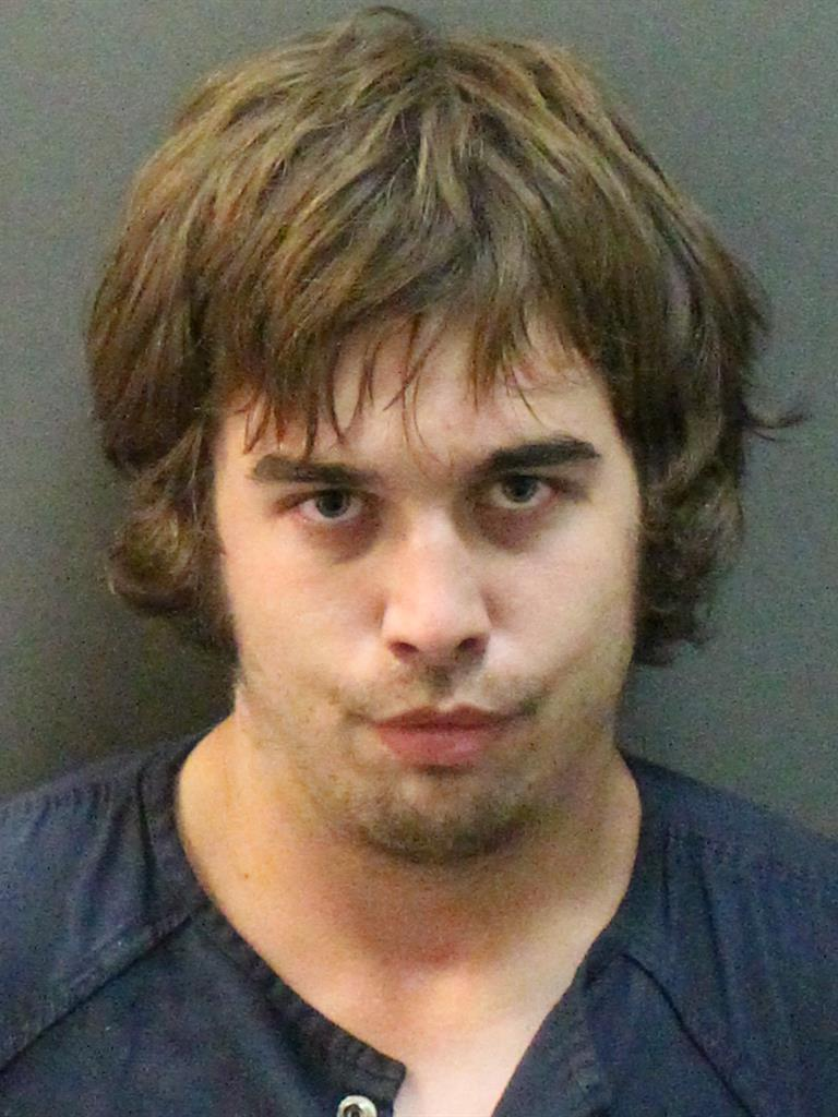 TYLER GENE FIEGHT Mugshot / County Arrests / Orange County Arrests