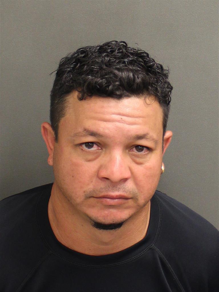 JOSUE ONAN BACAGUTIERREZ Mugshot / County Arrests / Orange County Arrests