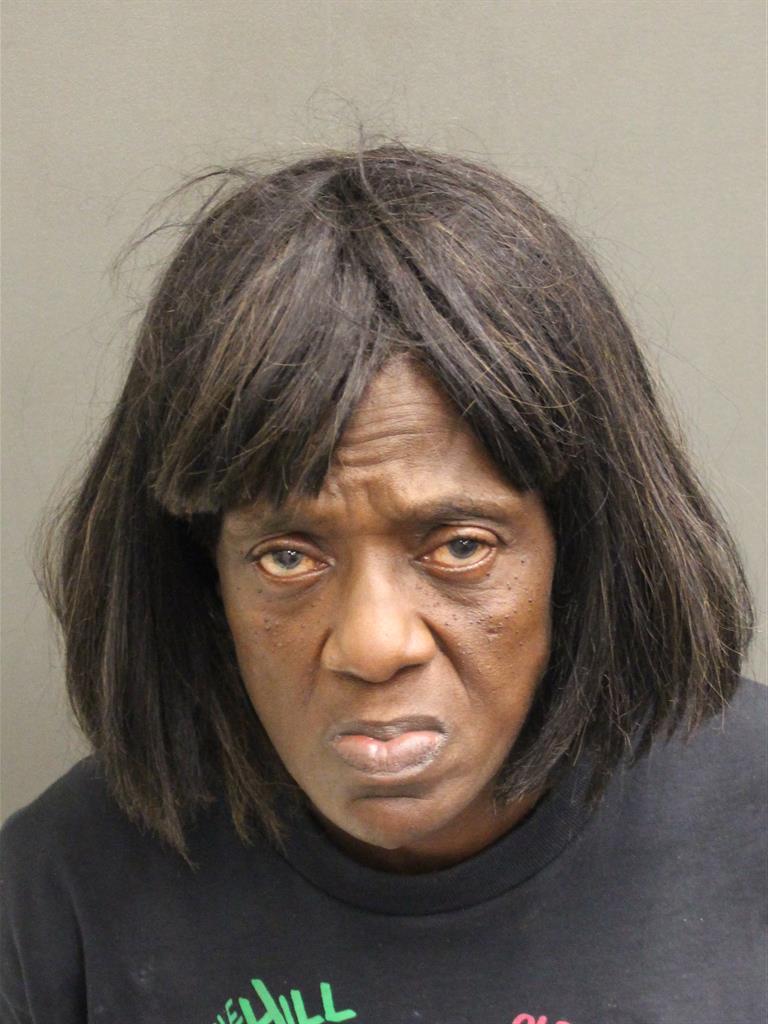 REGINA GAIL RUCKER Mugshot / County Arrests / Orange County Arrests