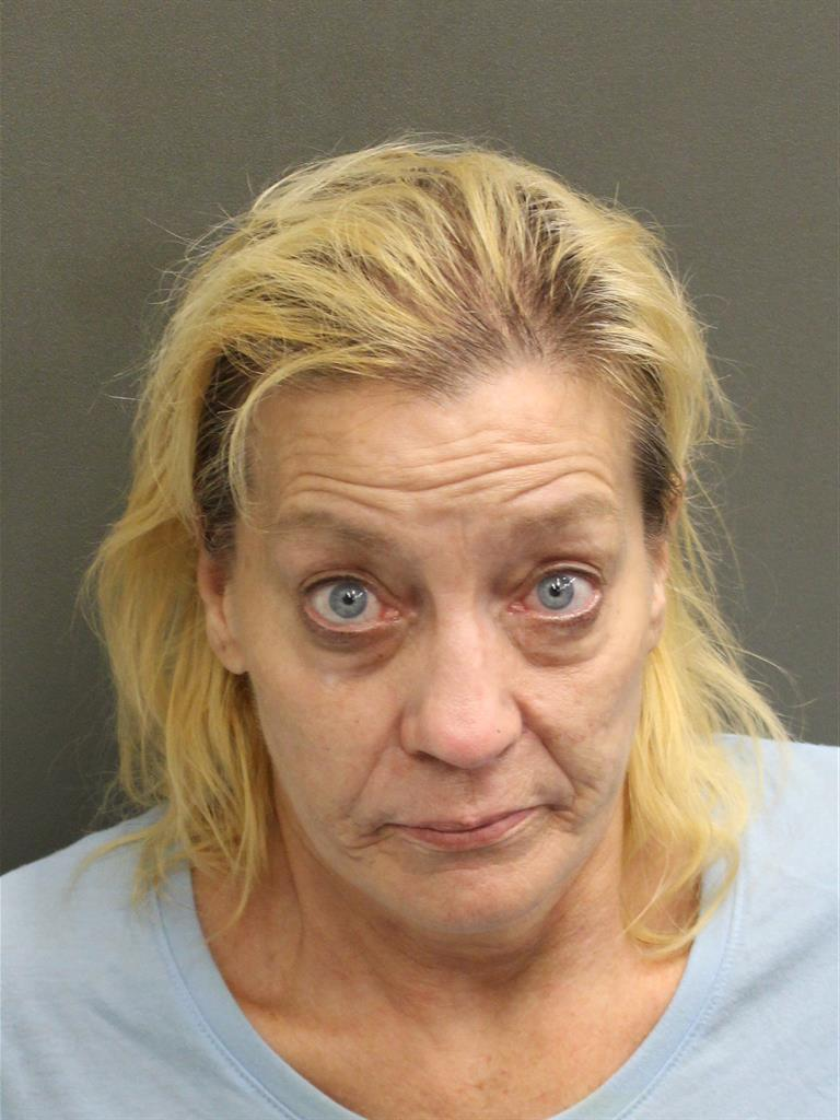 SUSAN ELAINE KITZMILLER Mugshot / County Arrests / Orange County Arrests