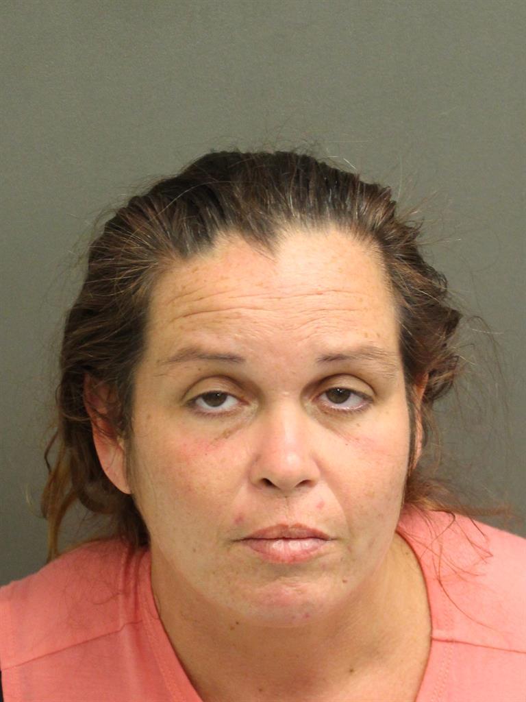 MOLLY FRANCES JOYC HUNT Mugshot / County Arrests / Orange County Arrests
