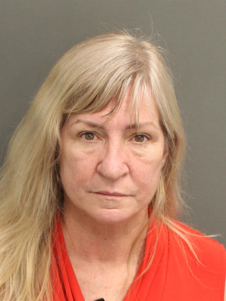 THERESA J WULFF Mugshot / County Arrests / Orange County Arrests
