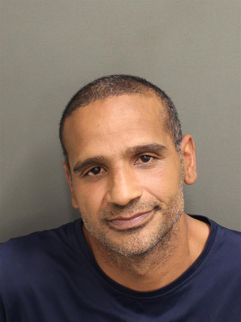 JONATHAN SANCHEZ MENA Mugshot / County Arrests / Orange County Arrests