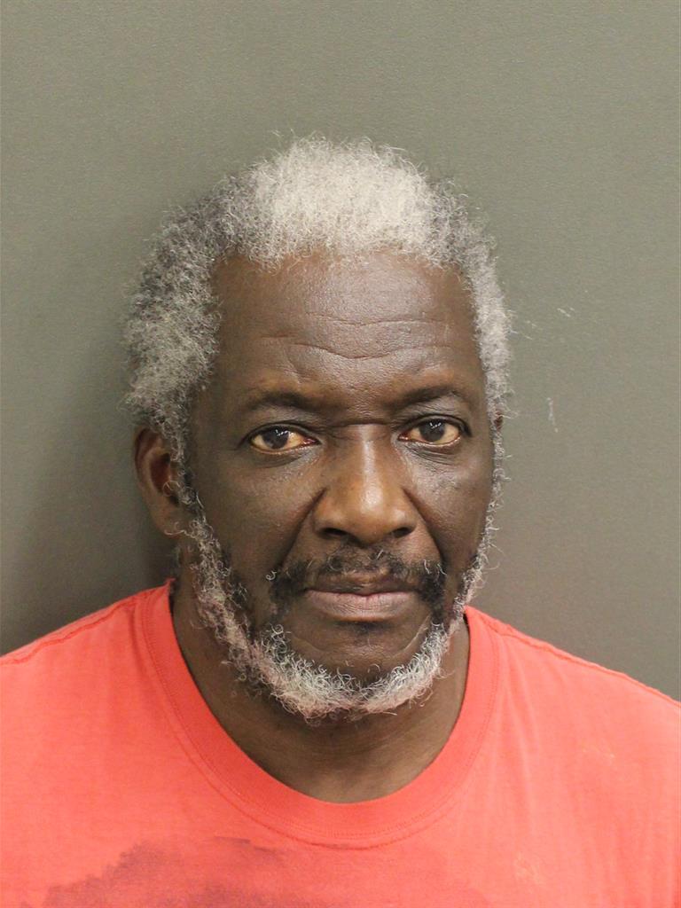 NEVILLE NATHANIEL JOHNSON Mugshot / County Arrests / Orange County Arrests