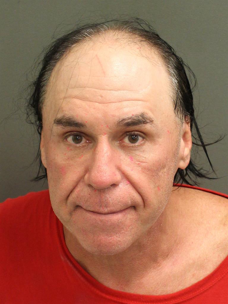 BRIAN FRANKLIN CRITTENDEN Mugshot / County Arrests / Orange County Arrests