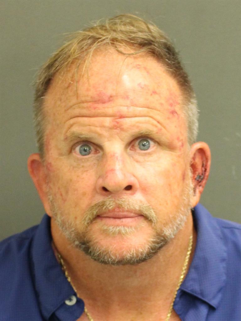 JON S HODGSKIN Mugshot / County Arrests / Orange County Arrests