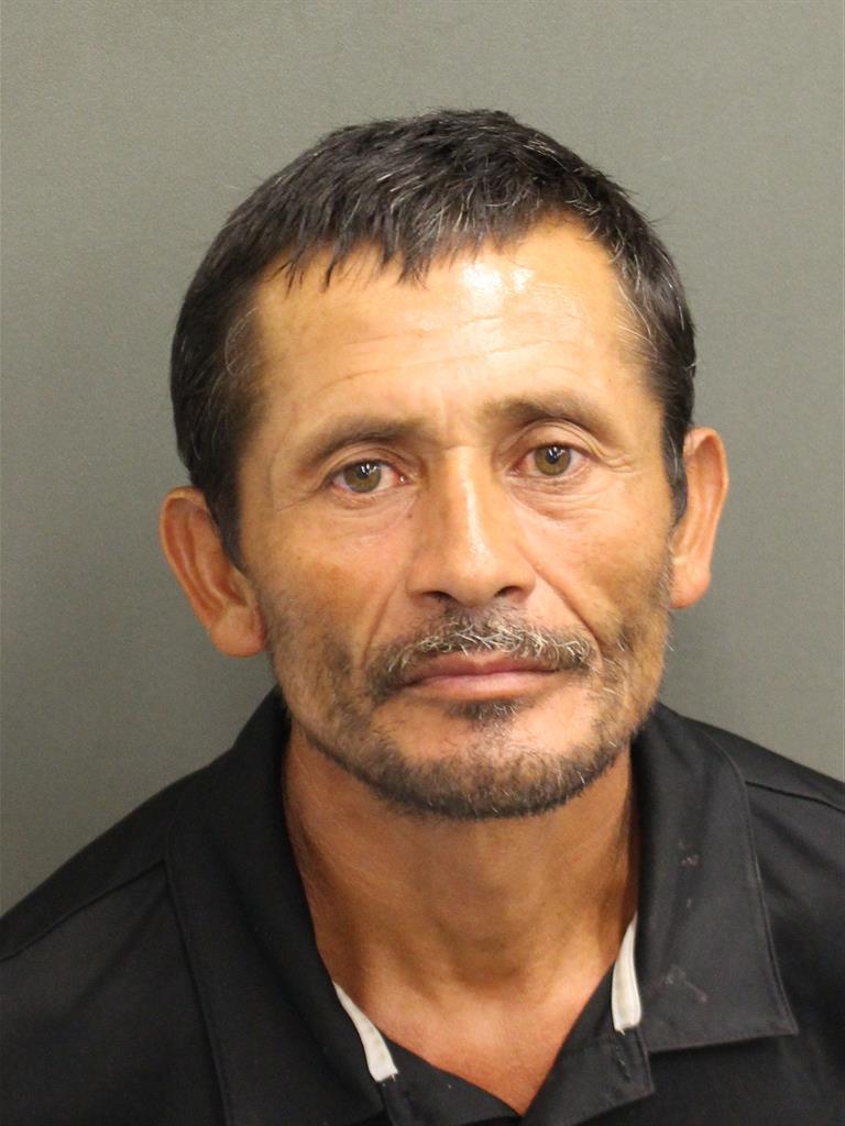 FELIX VASQUEZMELGAR Mugshot / County Arrests / Orange County Arrests