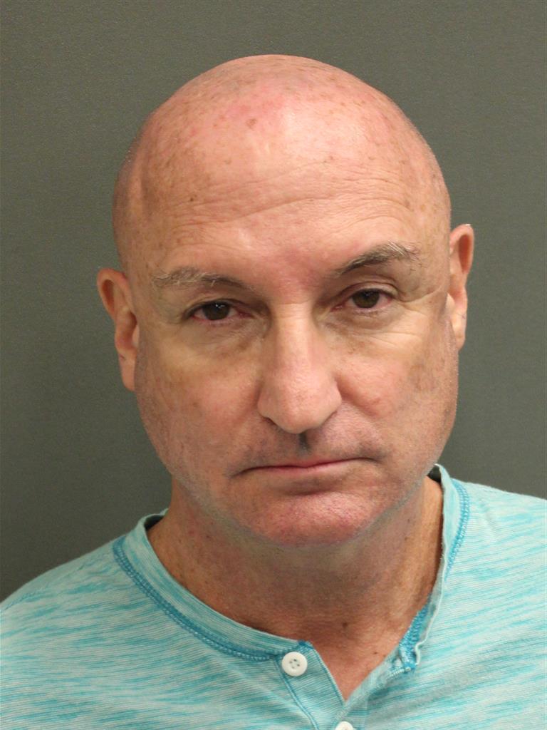 TERENCE EMMETT BARNARD Mugshot / County Arrests / Orange County Arrests