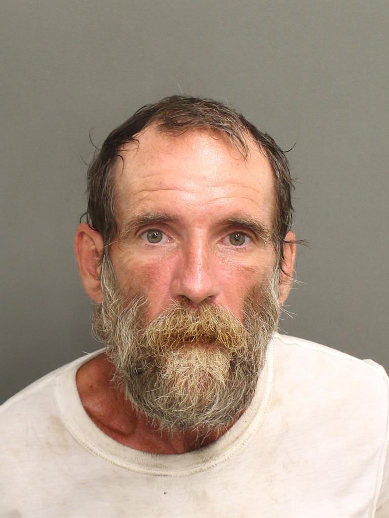 KELLY EUGENE GIBBS Mugshot / County Arrests / Orange County Arrests