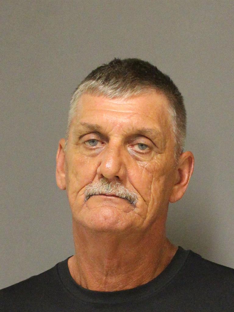 MICHAEL LEON HEFNER Mugshot / County Arrests / Orange County Arrests