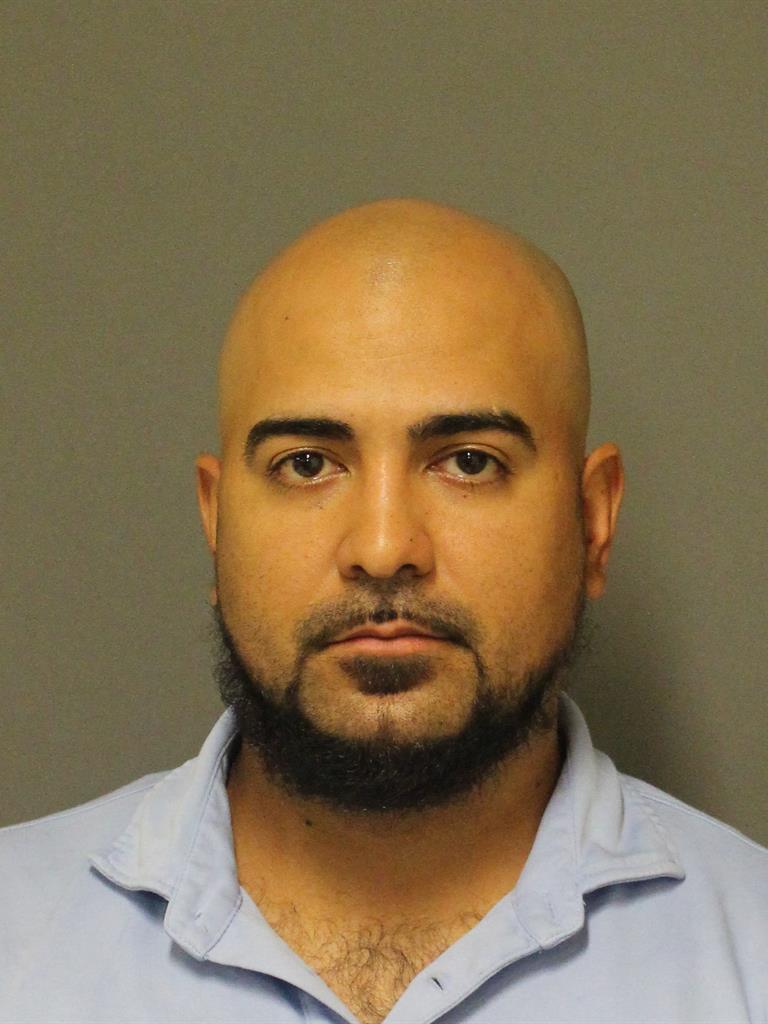 CHRIS JAYDIEN RODRIGUEZ Mugshot / County Arrests / Orange County Arrests