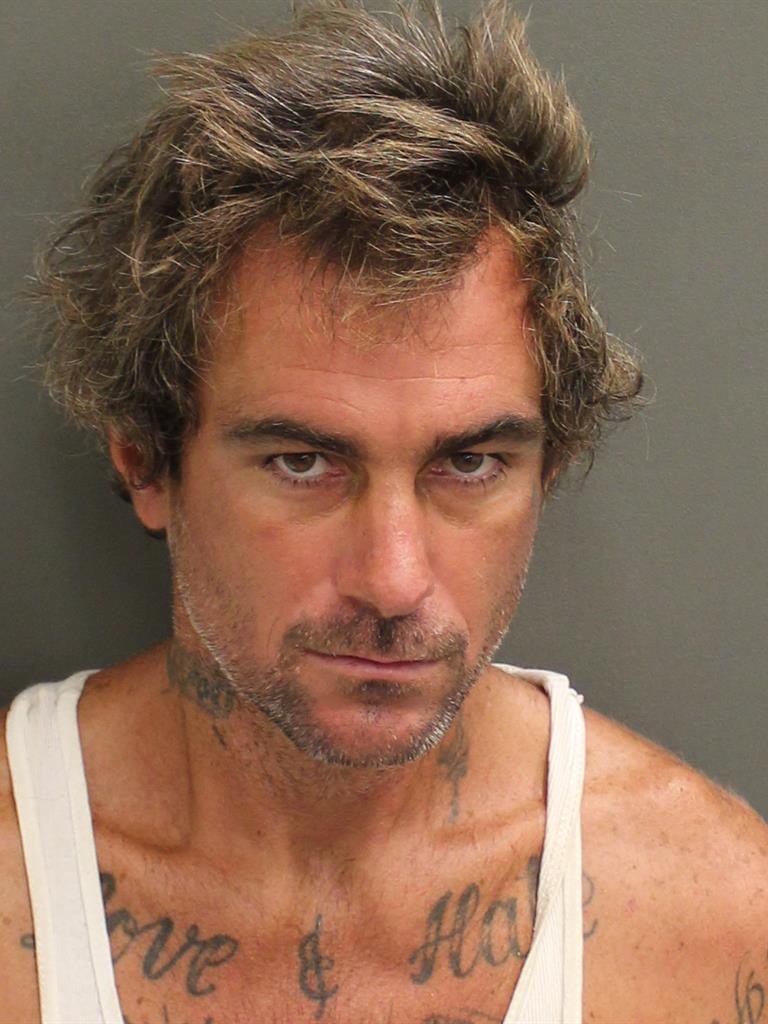 JEREMY MARK MORRISON Mugshot / County Arrests / Orange County Arrests