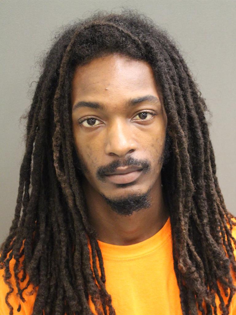 DERRECK DEVONTE POOLE Mugshot / County Arrests / Orange County Arrests
