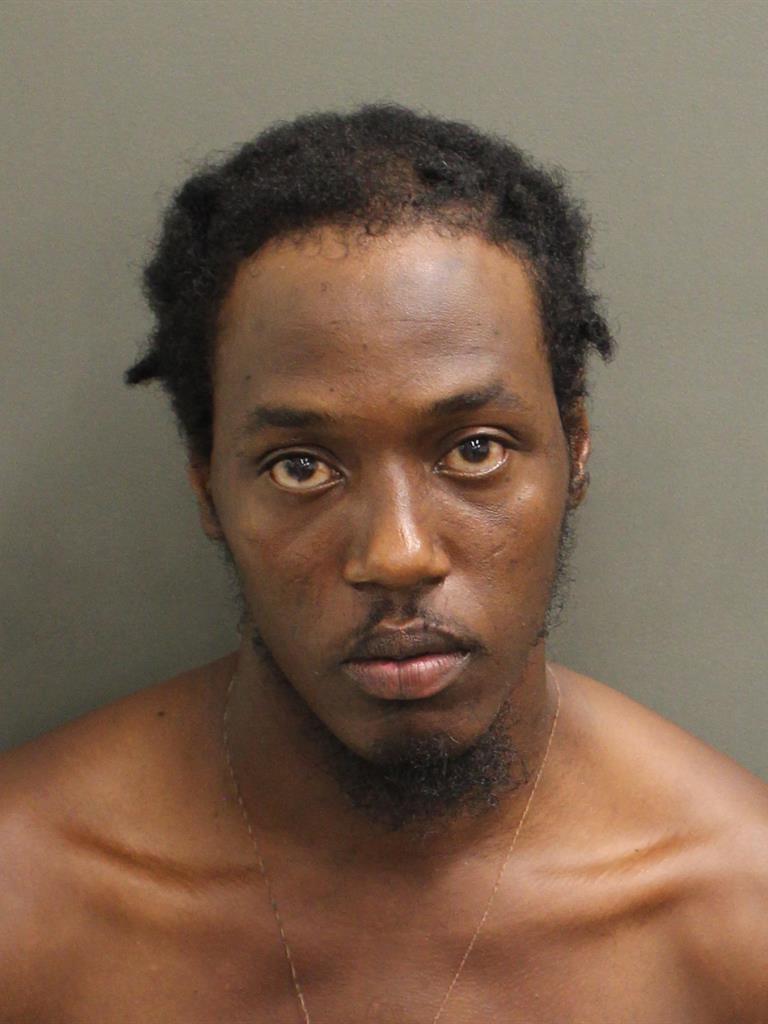 JAVARIS WILLIS HUDSON Mugshot / County Arrests / Orange County Arrests