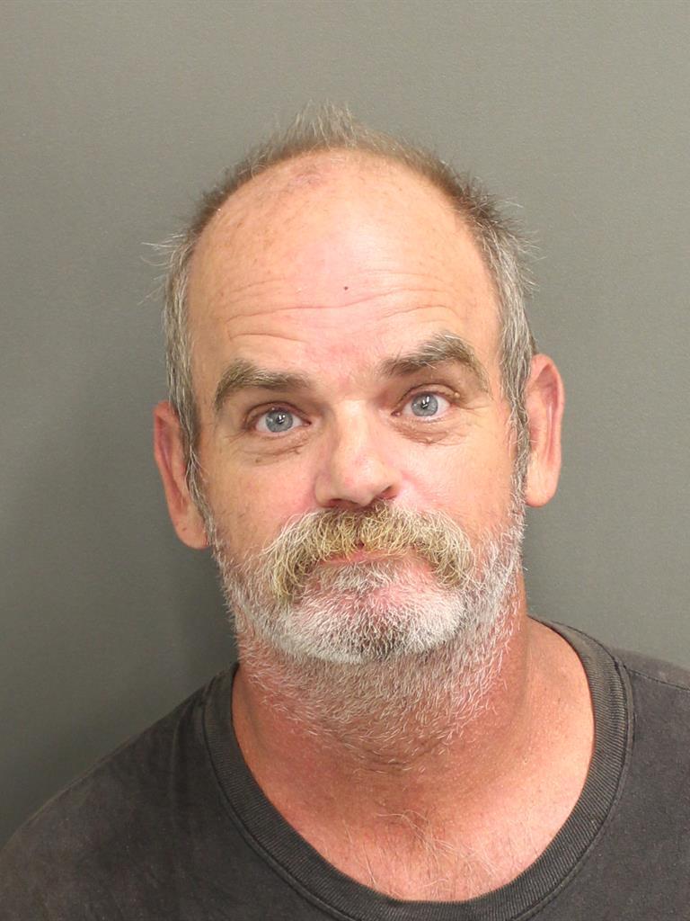 ROGER ALLAN POWERS Mugshot / County Arrests / Orange County Arrests