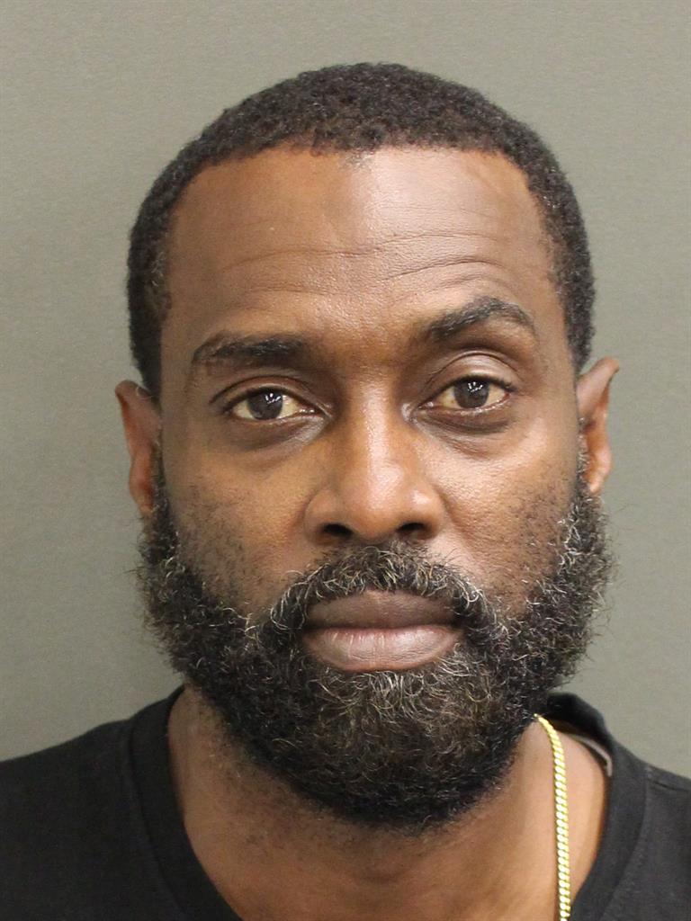 ERVIN  JR BARRETT Mugshot / County Arrests / Orange County Arrests
