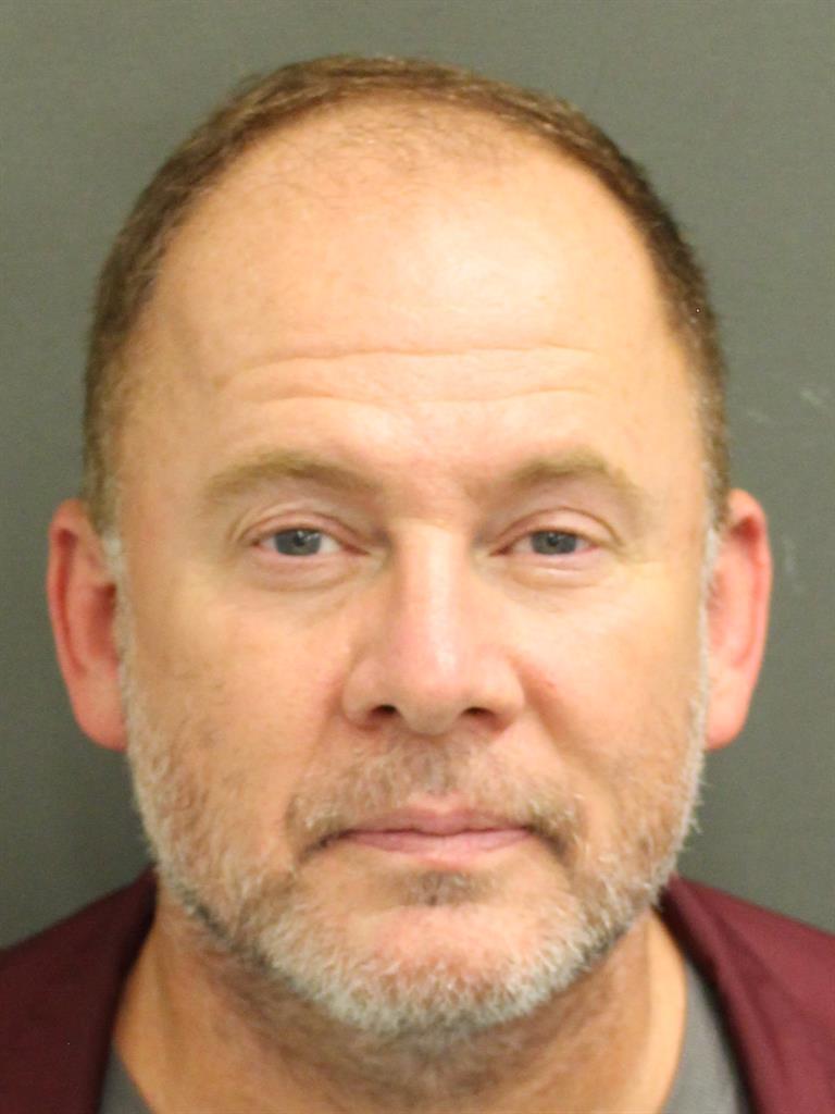 VERNON DWAYNE CRIDER Mugshot / County Arrests / Orange County Arrests