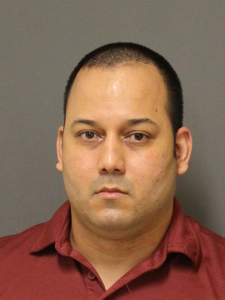 JOSEPH GARCIAOLIVER Mugshot / County Arrests / Orange County Arrests