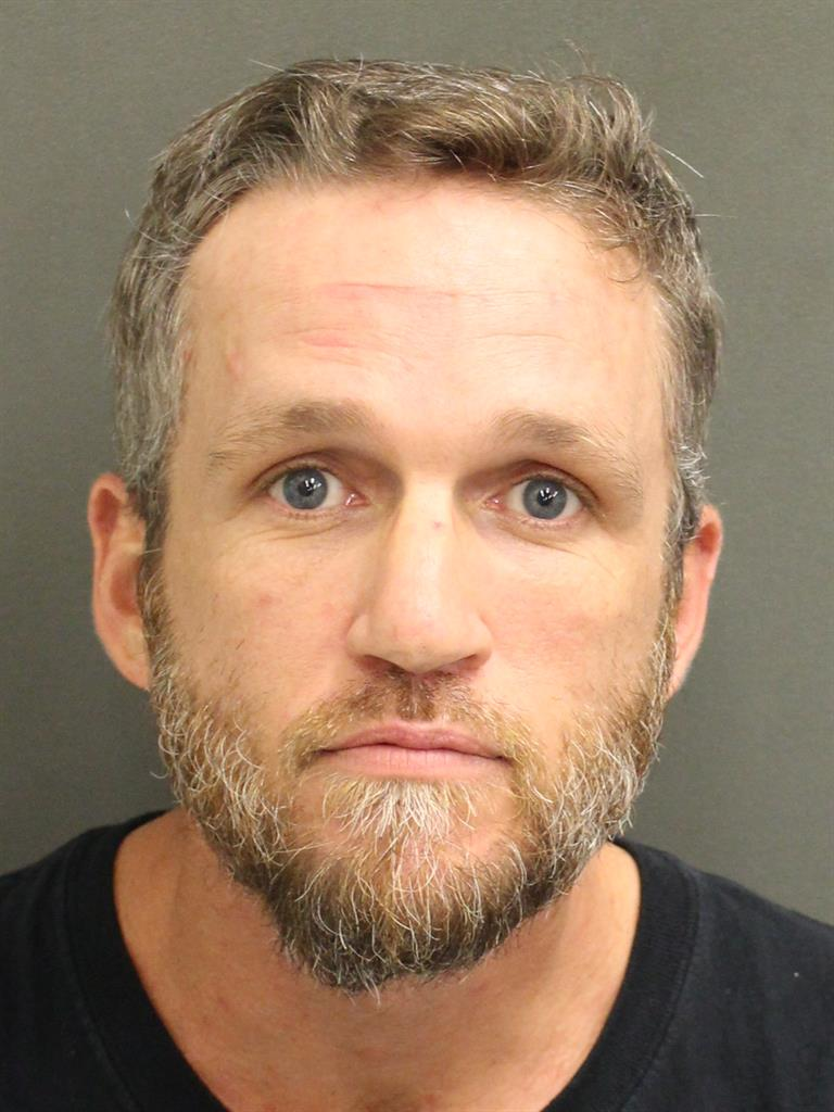 AUGUSTUS DANIEL WRIGHT Mugshot / County Arrests / Orange County Arrests